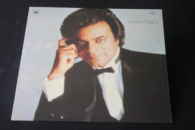 LP - Johnny Mathis - Johnny Mathis    (d3)