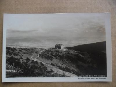 Kralický Sněžník Orlické hory Králíky Grulich Ústí nad Orlicí