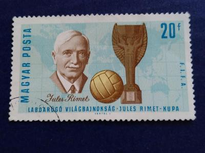 Maďarsko, sport, fotbal, MS 1966, Jules Rimet