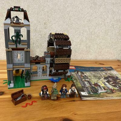 Lego 4183 Piráti z Caribiku, Mlýn