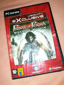 Hra Prince of Persia - Warrior Within PC DVD (2004) Ubisoft Exclusive