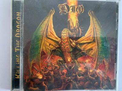 CD Dio-Killing The Dragon