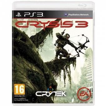 PS3 CRYSIS 3 CZ TITULKY