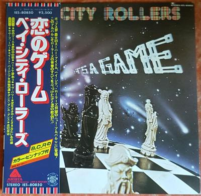 Bay City Rollers – It's A Game 1977
