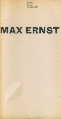 Max Ernst - katalog k výstavě, 1967