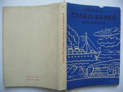 Příručka česko-ruské konverzace - 1959