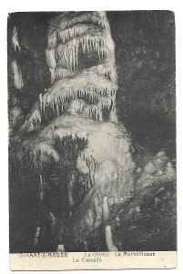 Pohlednice, jeskyně, Francie, Feldpost, 35/72