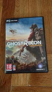 Ghost Recon Wildlands CZ Verze + Oboustranný Plakát+ 56 karet