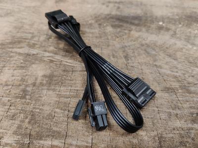 Originální MOLEX kabel pro zdroje Corsair