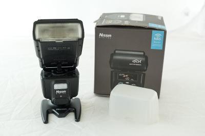 Blesk Nissin i60 + vysílač Air 1 vysílač pro Fujifilm