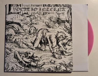 "VOCATIO INTERNA/KITT - 7""EP HARDCORE EXTREME PUNK POWER VIOLENCE"