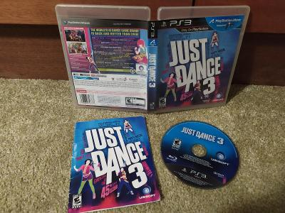 Just Dance 3 (MOVE) PS3/Playstation 3
