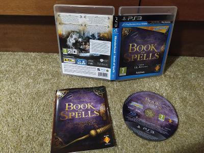 Wonderbook Book of Spells (CZ dabing) PS3/Playstation 3
