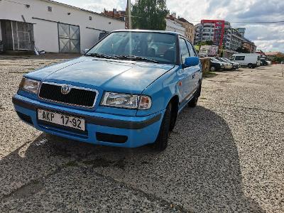 Škoda Felicia ve výbavě Trumf, 55 kw, 122 tis. km