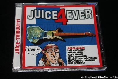 CD - Juice 4ever    (k19)