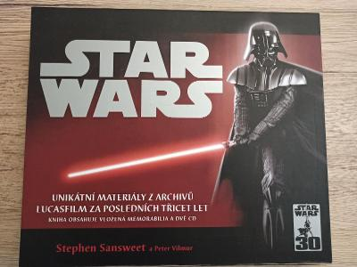 Star Wars (Stephen Sansweet, Peter Vilmur) – sběratelská kniha