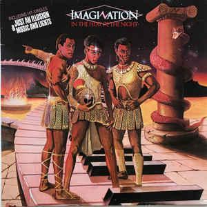 🎤 LP Imagination – In The Heat Of The Night