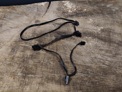 Originální MOLEX kabel pro zdroje EVGA BQ