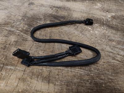 Originální MOLEX kabel pro zdroje EVGA B3