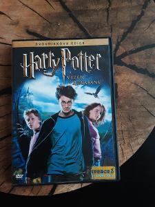Harry Potter a vězeň z Azkabanu, DVD