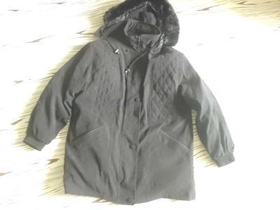 BATY FASHION pěkná teplá párka s kapucí cca XL