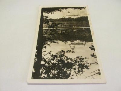 Prodávám pohlednici Zámek Konopiště 1958, ČB