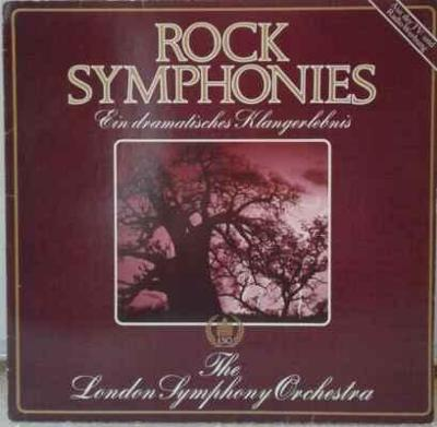 LP The London Symphony Orchestra And The Royal Choral Society- Rock EX