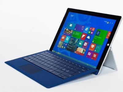 """Microsoft Surface Pro 3 12"""" Atom x7 Z8700 1,6GHz /2GB/64GB/ Win10 home"""