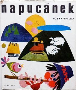 Josef Spilka Napucánek ilustrace Vladimír Rocman