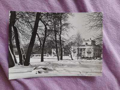 Pohlednice Varšava - Palac w Łazienkach,r.1969,prošlé poštou