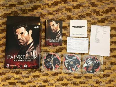 Painkiller BIG BOX CZ česká verze (2004 People Can Fly)