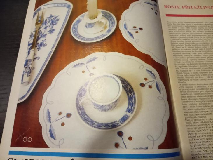 časopis - prakticka žena číslo 11 - 1988 - Antikvariát
