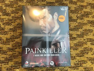 Painkiller sealed BIG BOX CZ česká verze (2004 People Can Fly)