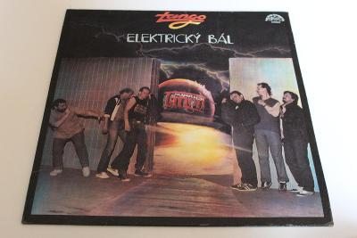 Tango - Elektrický bál -top stav- ČSSR 1986 LP