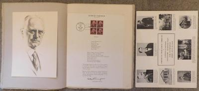 Memento George Eatmana - zakladatele Kodaku