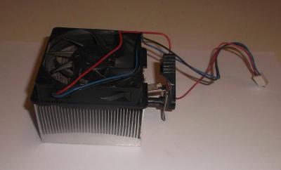 Chladič CPU socket 754,939,AM2,AM3