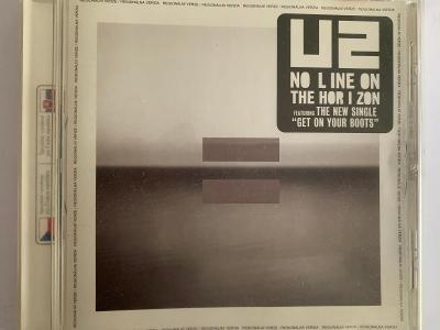 CD U2-No Line On The Horizon