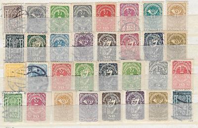 Známky Rakouska