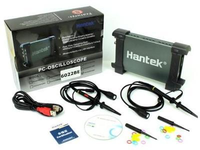 Osciloskop Hantek Hantek6022BE Hantek6022BE