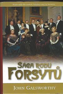 Galsworthy John - Sága rodu Forsytů