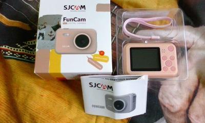 Outdoorová kamera SJCAM