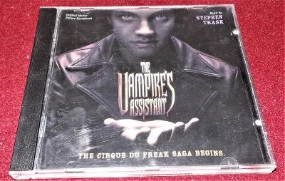 CD - The Vampíres Assistant