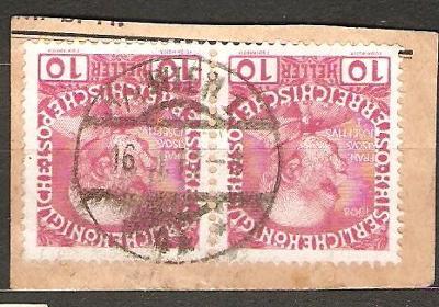 Austria 1908 Mi 144 raz. Wien 1