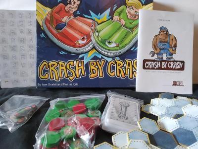 Desková hra Crash by Crash