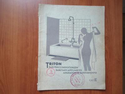 T R I T O N  -  Sanitary  Appliances.......8.XI.1931
