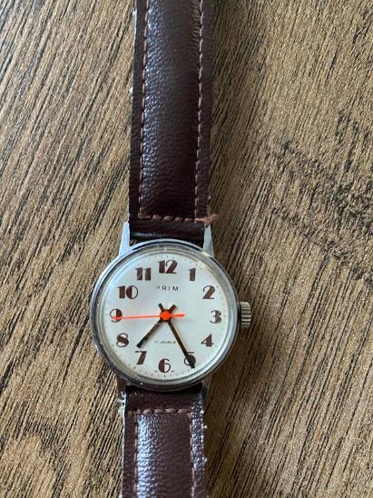 Dánské hodinky PRIM - Starožitnosti