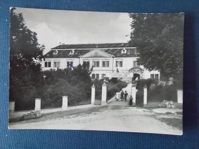Zlín Kroměříž Koryčany zámek Pionýrský tábor Hviezdoslav