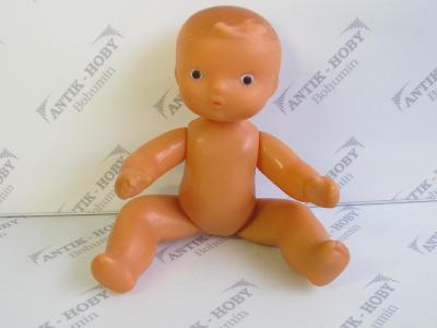 GUMOTEX - Stará gumová panenka - FRANTIŠEK