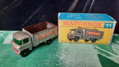 Matchbox Scaffolding Truck No-11 včetně krabičky