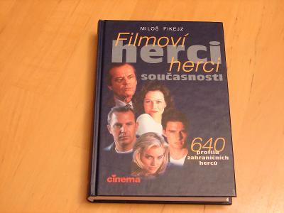 Filmoví herci současnosti 640 profilů zahraničních herců (C2)
